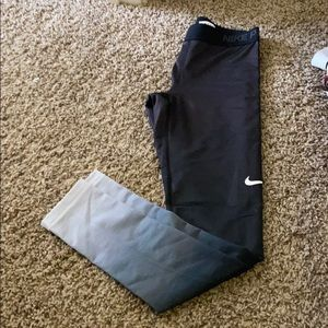 Ombré Nike leggings